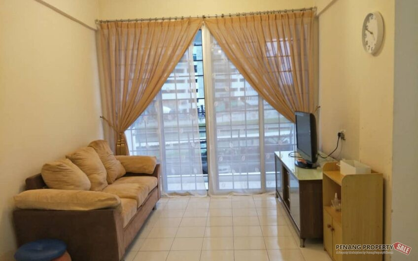 (LOWEST RENTAL)Putra Place at Queensbay Bayan Lepas, Full Furnished