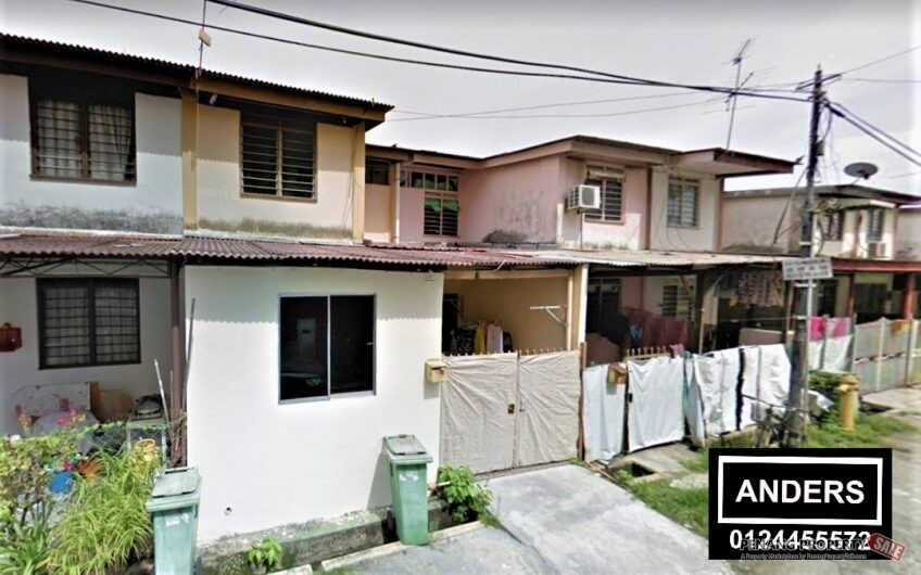 Landed Solok Sungai Pinang Georgetown Cluster Terrace FOR RENT Near Karpal Singh Drive