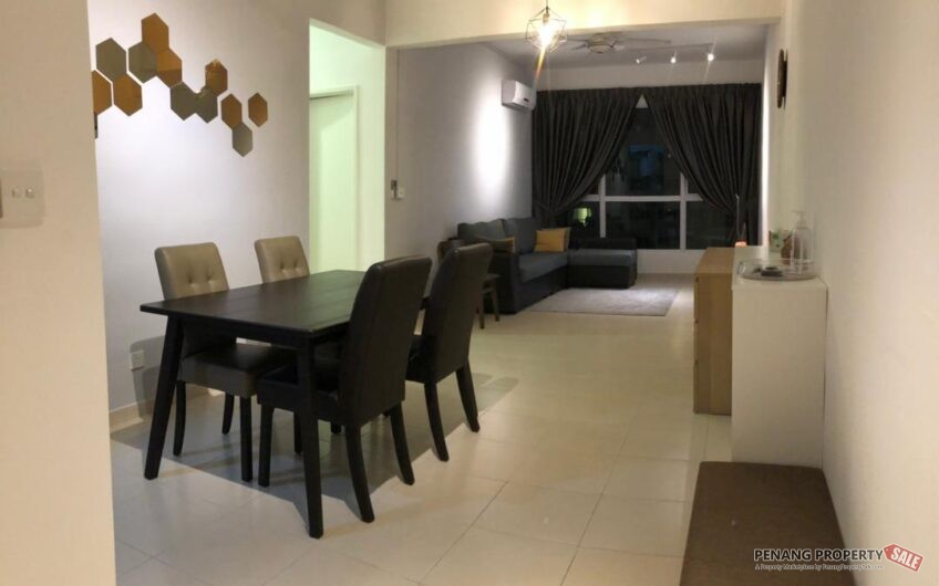 (New)I-Santorini at Tanjong Tokong Near Tamarind Marinox Full Furnish, RM480,000