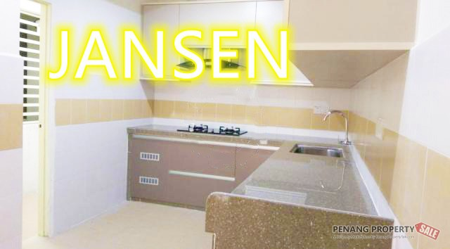 D'Piazza Lowest Rental Unit For Rent, Kitchen Cabinet ready, RM1200