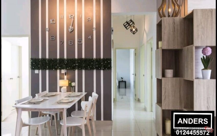 Orchard Ville Bayan Lepas Fully Furnish Renovated Dual Keys FOR RENT