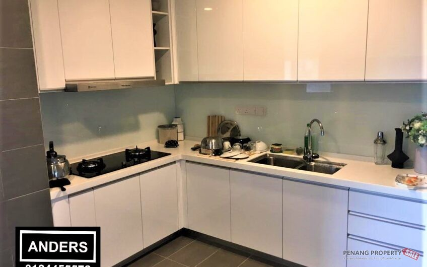 Setia V Residence Gurney Drive Fully Furnish Renovated Sea View 2,700 SQFT FOR RENT