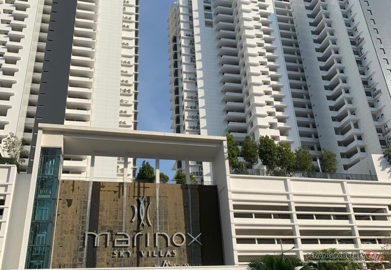 (Low Density) Marinox at Tanjong Tokong near Tamarind Breeza, Seaview