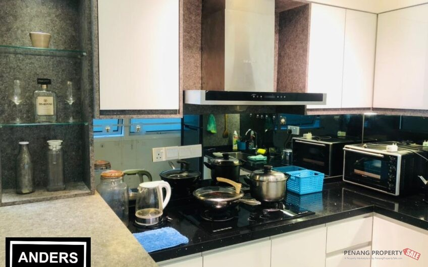 Orchard Ville Condominium Bayan Lepas Near Solaria And Summerskye FOR RENT