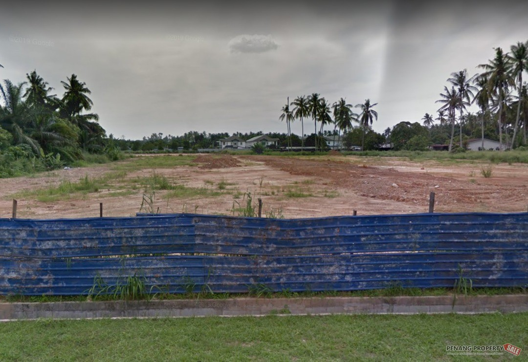 Land For Rent Kampung Tasek, Simpang Ampat Near Muda Paper Mill