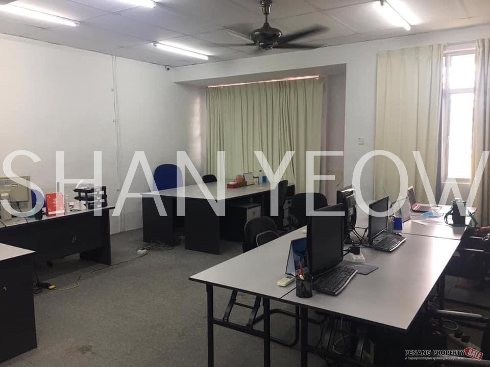 Cheap 1st Floor Delima Juru renovated suitable Shoplot Office Metting