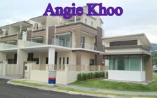 GATED  amp; GUARDED 3 Storey Terrace House...