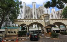FOR SALE Marina Bay Condominium, Tanjong Tokong  DUPL...