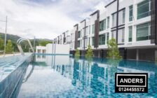 The Maven Townhouse Balik Pulau FOR SALE