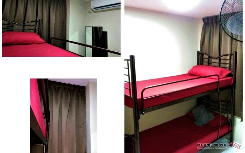 TAMAN KRISTAL, Fully Furnished , For Sale
