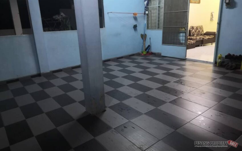 Single Storey Terrace TAMAN JAWI JAYA