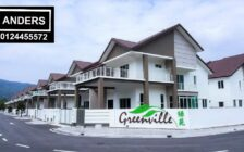 Greenville Bungalow Balik Pulau FOR SALE