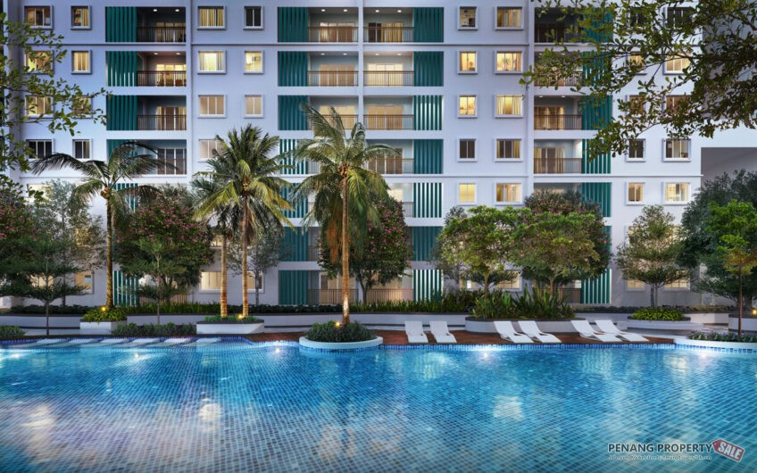 Havana Beach Residence Bayan Lepas FREEHOLD FOR SALE Limited Units
