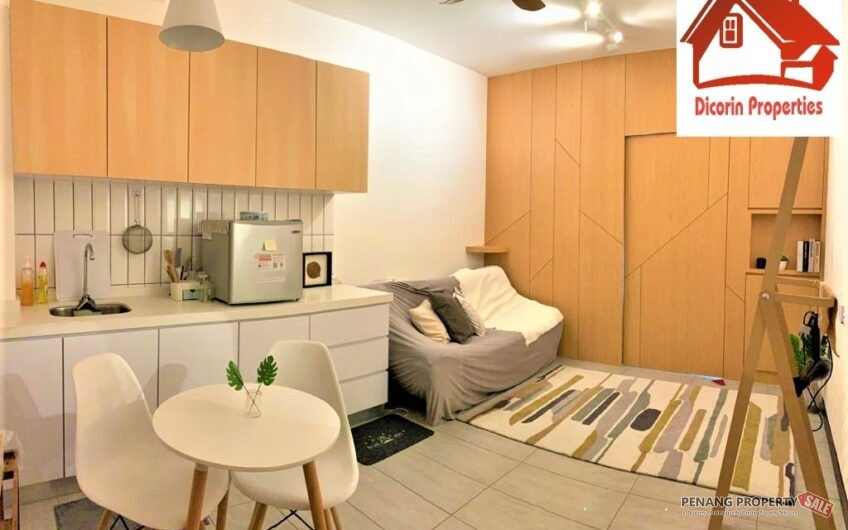Utropolis Sensasi, Studio, Fully furnished & renovated, With WiFi for rent
