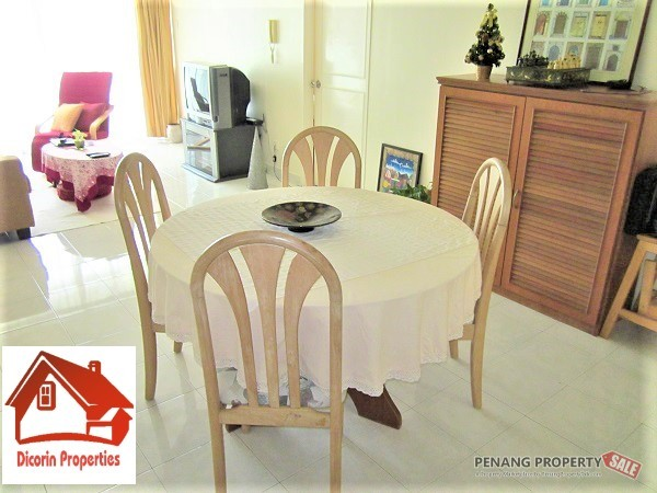 Sri Perdana Condominium, Fully Furnished for Rent
