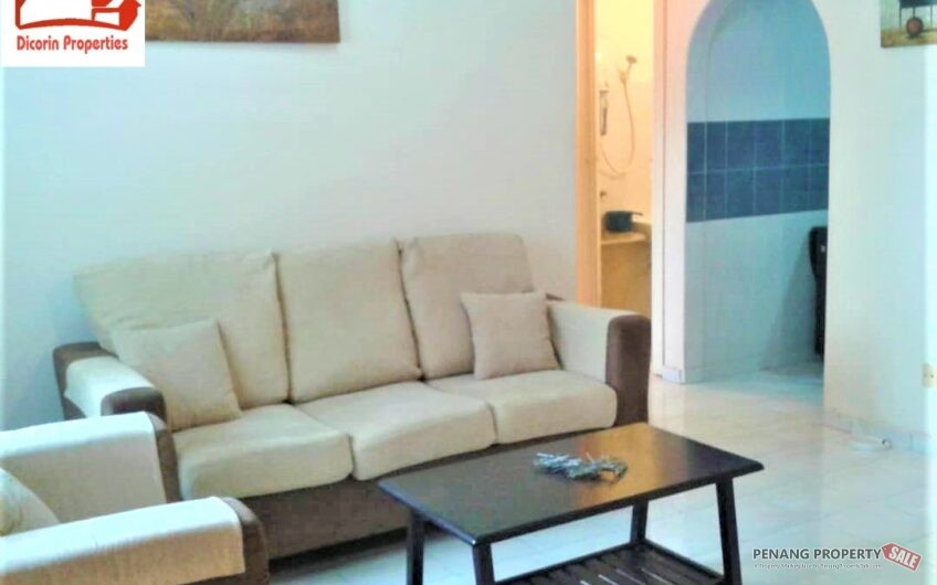 Taman Pekaka apartment, fully renovated and fully furnished, for Sale