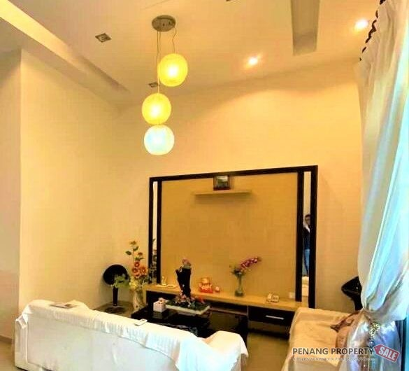 3 Storey terrace house, Fully renovated and Fully furnished
