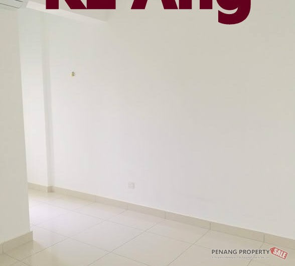 Tropicana Bay near Queensbay 615 sqft Partly Furnished Renovated Unit