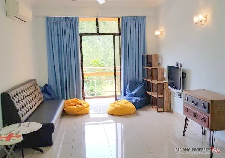 Parkview Tower at Bukit Jambul 1100sqft Fully Furnished Move In Condition