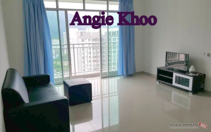 [VIEW TO OFFER]Sierra Residence at Sungai Ara 1182 sqft Renovated unit
