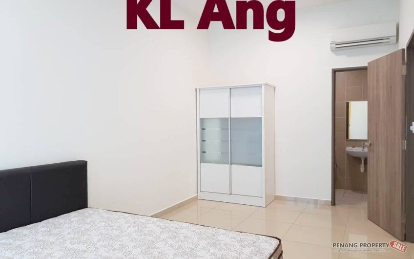 Tree Sparina at Bayan Lepas 1130 sqft Fully Furnished & Close to Factory Area