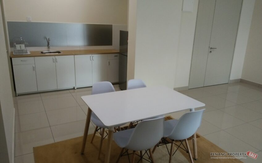 Fully Furnished Royale Infinity Condominium For Rent