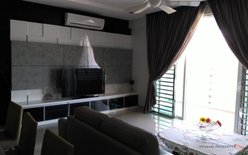 Summerton Sky Villa at Bayan Bay available for rent 2021 March
