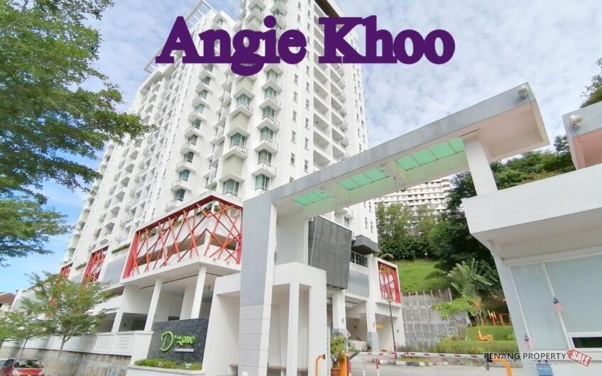[VALUE DEAL] DZone D'Zone D Zone Residen at Teluk Kumbar 1500sqft