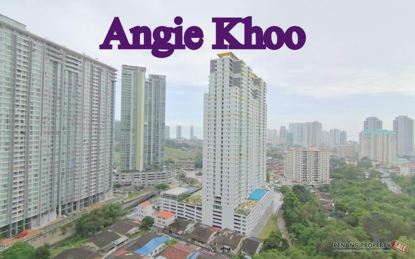Mont Residence at Tanjung Tokong NO AGENCY FEE, FREE LAWYER FEE