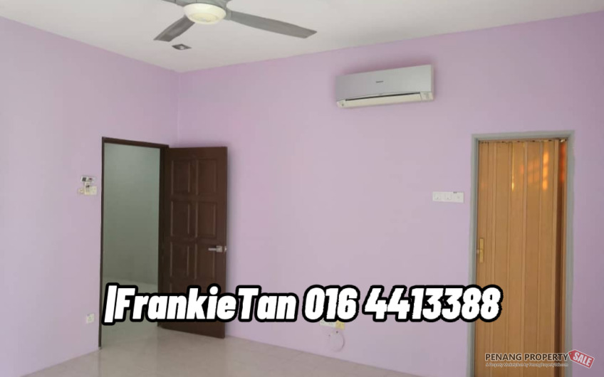 2 Storey Terrace House For Sale, Located At Juru, Penang