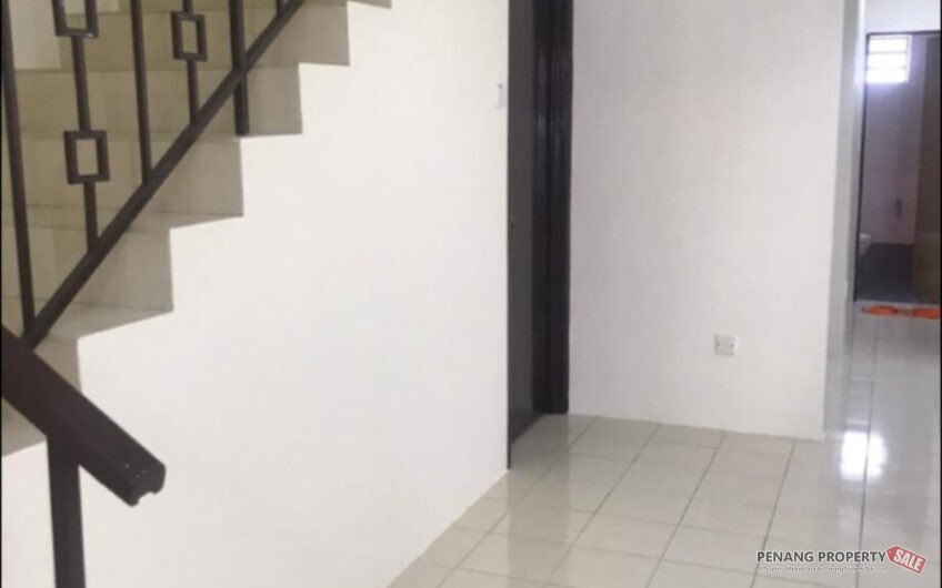 Seberang Jaya Perai 2 Storey Terrace House For Sale