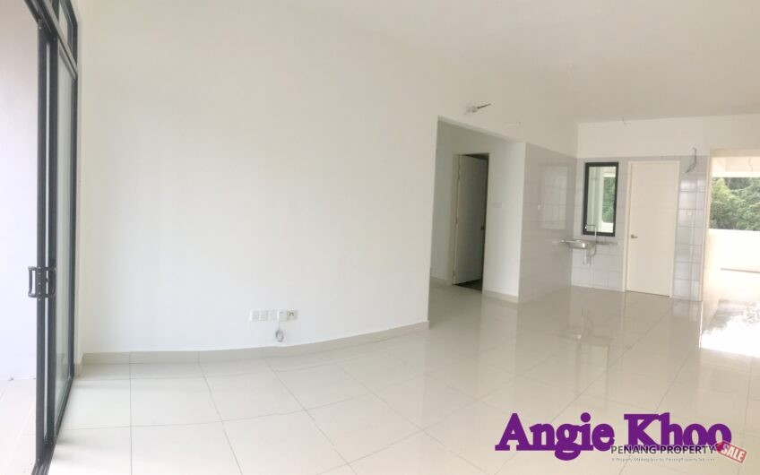 Tanjung Tokong Mont Residence Free Lawyer fee and agency fee 972sqft
