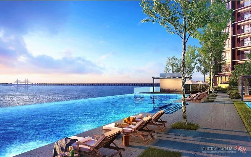 ➢ Penang Latest New Waterfront Condo in the Lime Light of Penang Island. Now Pre Launch for Booking