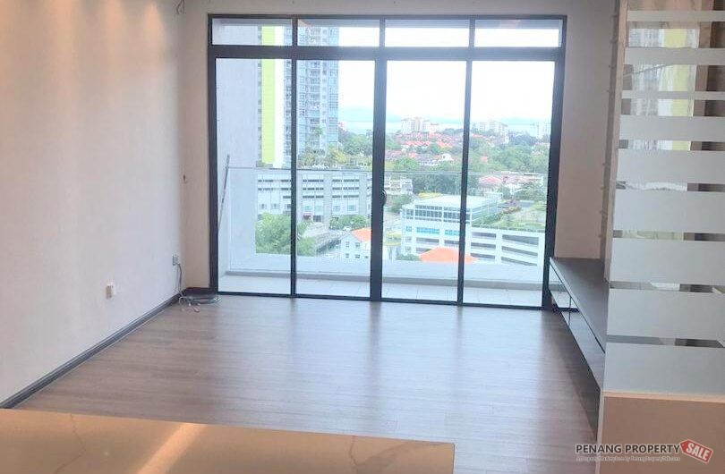 Mont Residence at Tanjung Tokong [FREE LAWYER FEE AND LEGAL FEE] 872sf