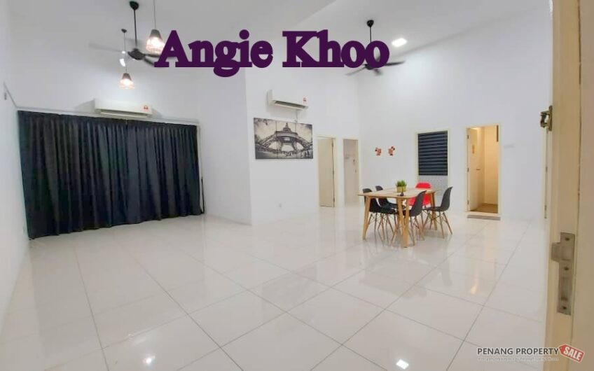Skyview at Julutong [Perak Road] 1250sqft Partially Furnished