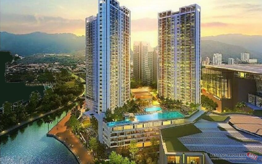 ➢ Penang Latest New Waterfront Condo in The Lime Light of Penang Island. Pre Launch for Booking Now