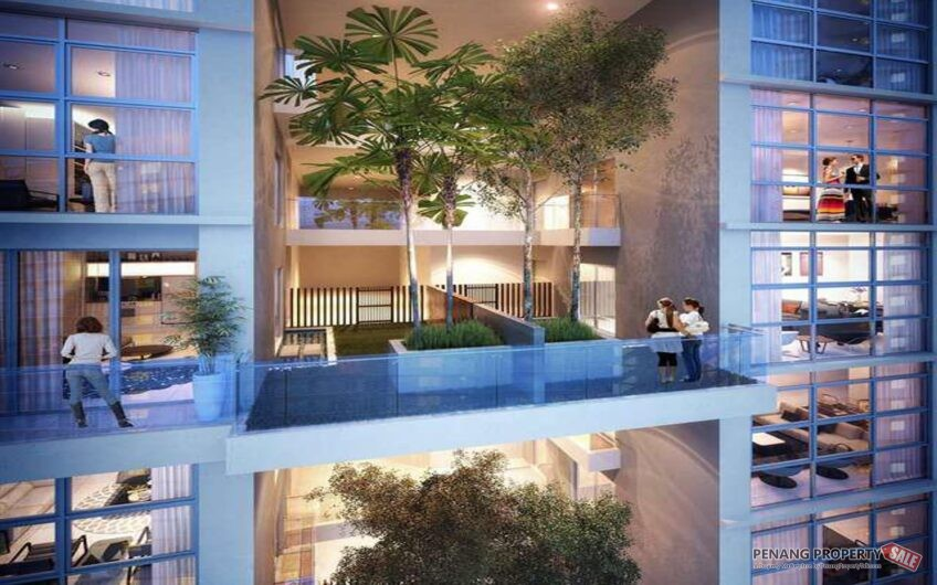 Bayan Lepas_Low Density 4 rooms Condo__全新低密度公寓_New Launch Project