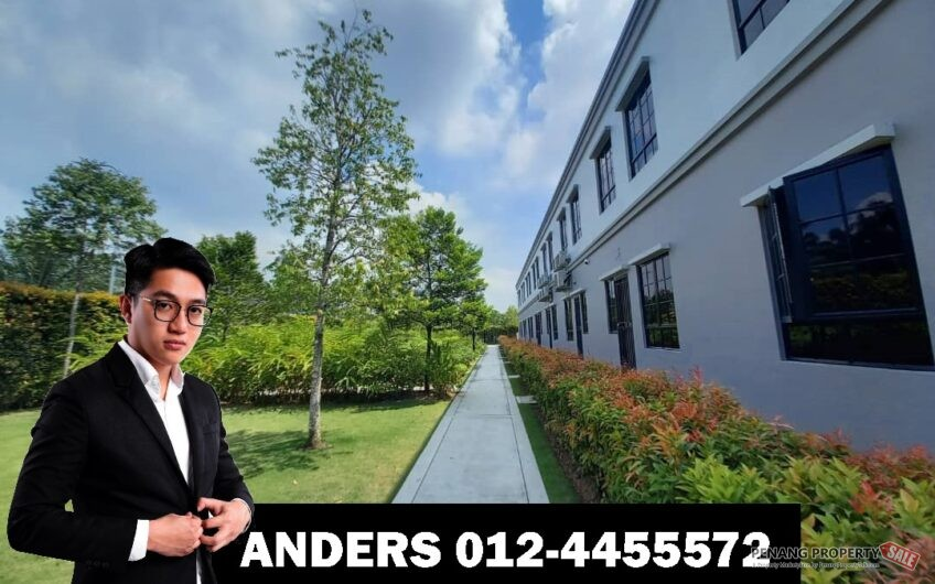 Eco Meadows by Ecoworld Corner Garden Unit Simpang Ampat Batu Kawan