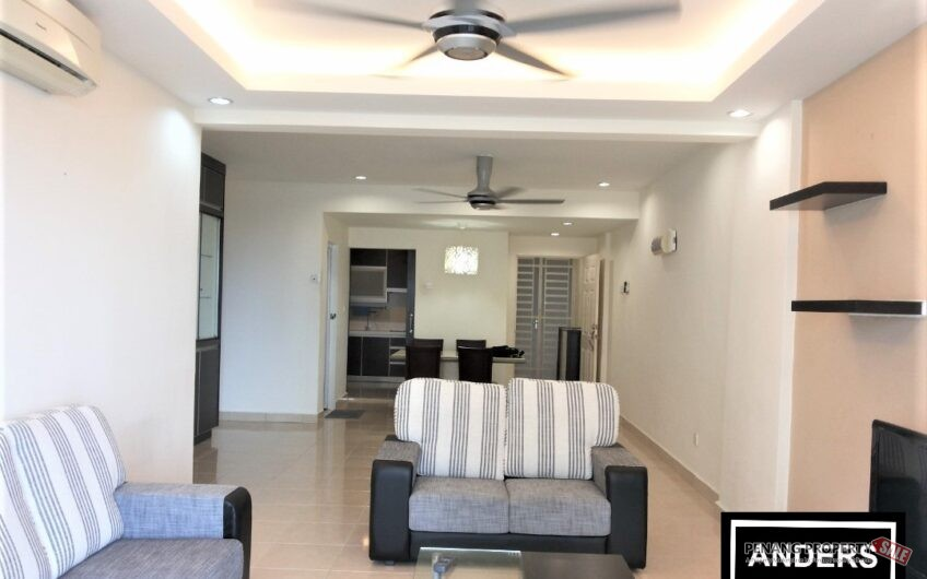 D Piazza Condominium Bayan Baru Near One Precint FOR RENT Furnish Renovated