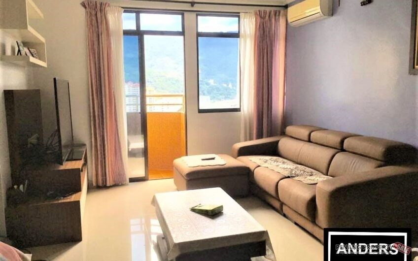 Asia Heights Penthouse 1600 SQFT FOR SALE RENOVATED FURNISH Farlim
