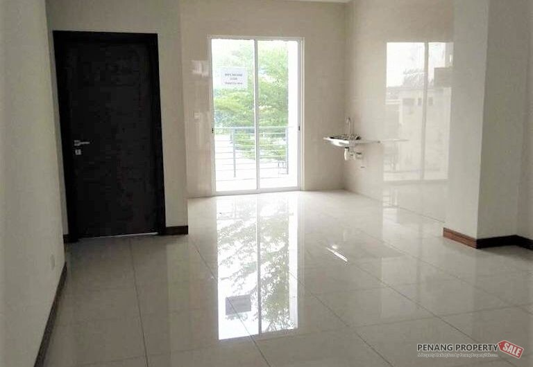 Minden Garden Residence Minden Height Gelugor Terrace Gated Guarded FOR SALE