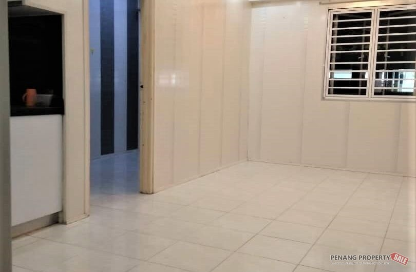 Taman Bukit Erskine Apartment Tanjong Tokong FOR SALE Renovated