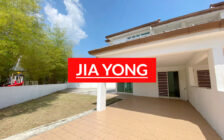 Pantai Jerjak 2 storey semi detached ...