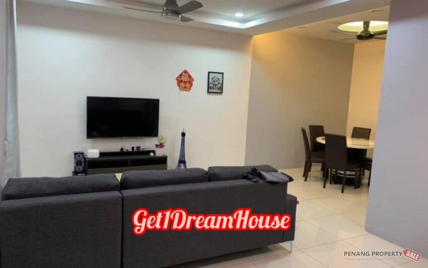 DOUBLE STOREY LANDED 4 BEDROOM 3 BATHROOM   FULLY FURNISHED   South Facing