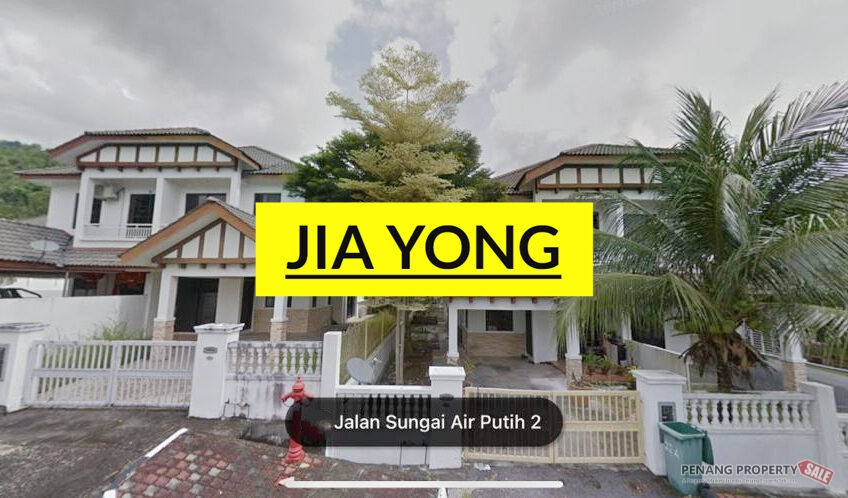 CHEAPEST Botanica Ct Phase 2 Semi Detached house 2400sf facing garden / playground
