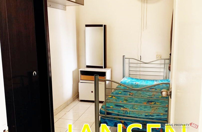 (High Return On Investment)BJ Court at Bukit Jambul Partial Furnished