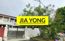 SPECIAL Double Storey Terrace 6 Parking  2000SF LAND ...