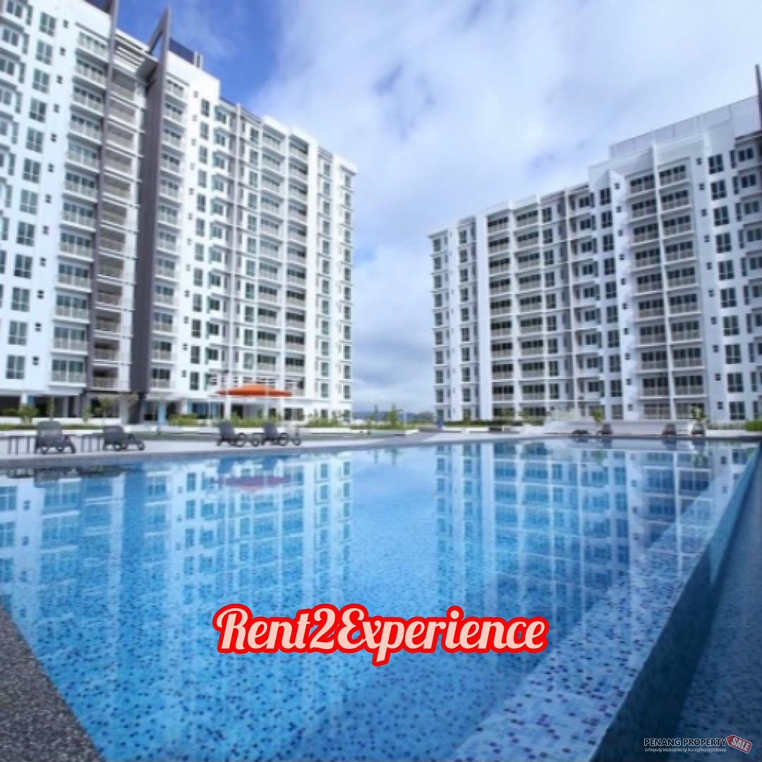 Lifestyle Condo In Batu Kawan | Inclu...