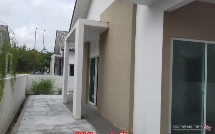 Hijauan Valdor Corner Unit Gated and Guarded House