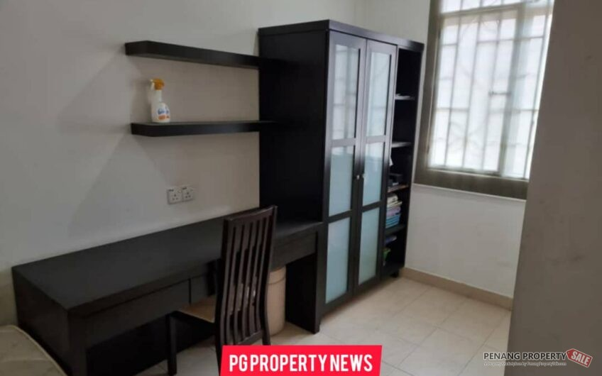 3MINS From Tesco | Fully Furnished | Double Storey Landed